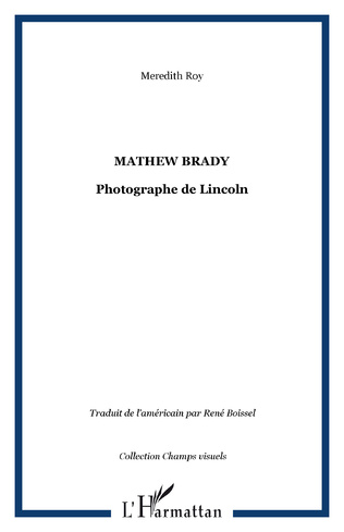Couverture Mathew Brady