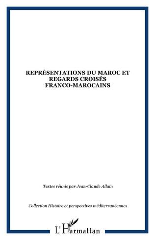 Couverture Représentations du Maroc et regards croisés franco-marocains