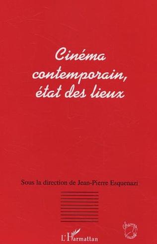 Couverture Cinéma contemporain, état des lieux