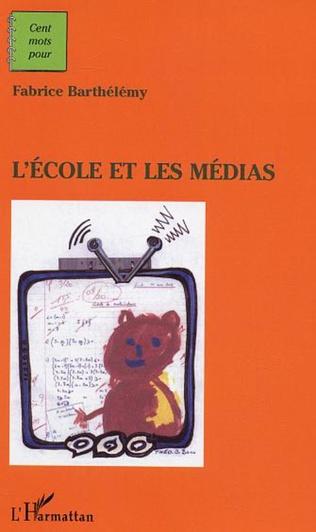 Couverture L'école et les médias