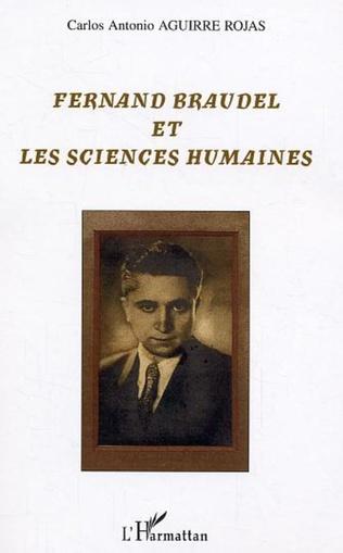 Couverture Fernand Braudel et les sciences humaines
