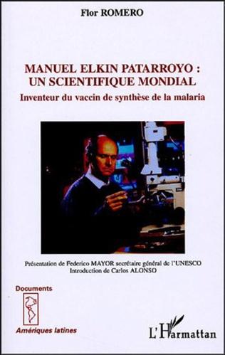 Couverture Manuel Elkin Patarroyo