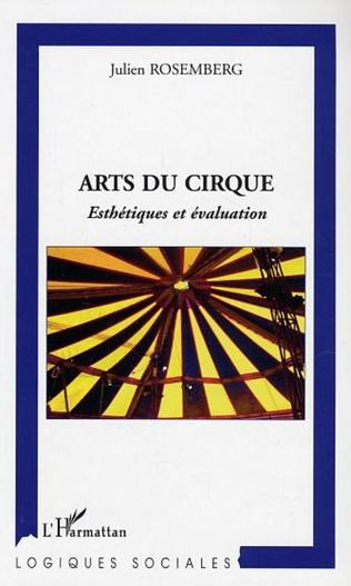 Couverture Arts du cirque