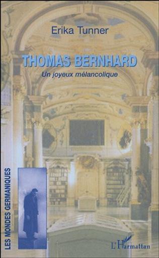 Couverture Thomas Bernhard