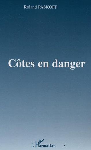 Couverture Côtes en danger