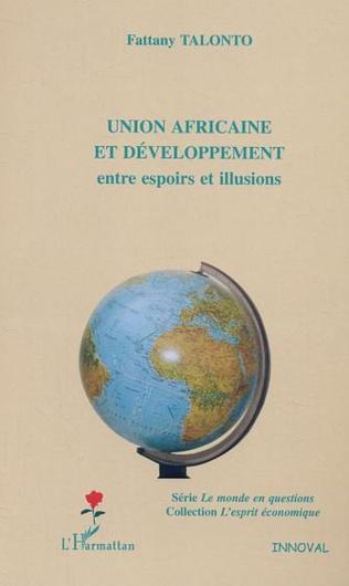 Couverture Union africaine et développement
