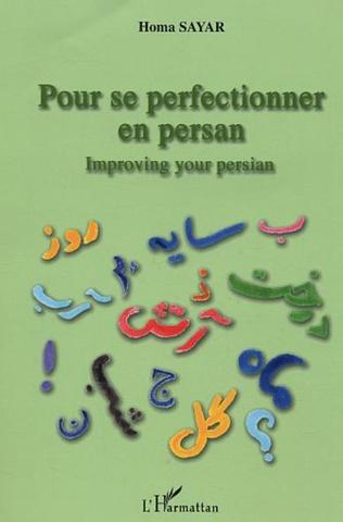Couverture Pour se perfectionner en persan