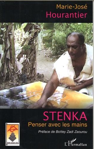 Couverture Stenka Penser avec les mains