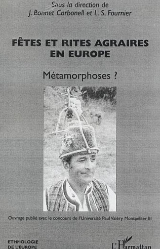 Couverture Fêtes et rites agraires en Europe