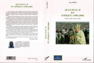 Couverture Jean-Paul II en Afrique (1980-2000)