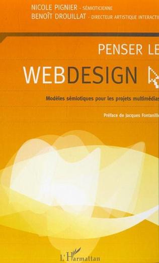 Couverture Penser le webdesign
