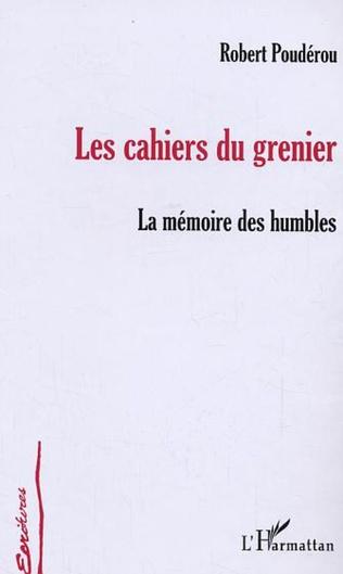 Couverture Les Cahiers du grenier