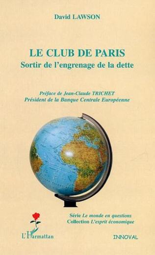 Couverture Le Club de Paris