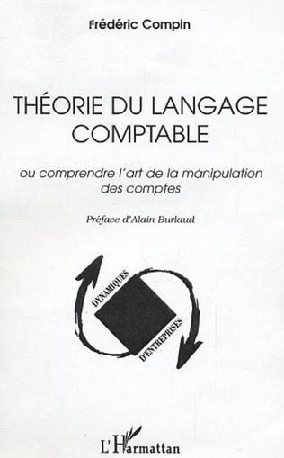 Couverture Théorie du langage comptable