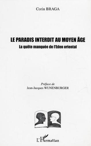 Couverture Le paradis interdit au Moyen-Age
