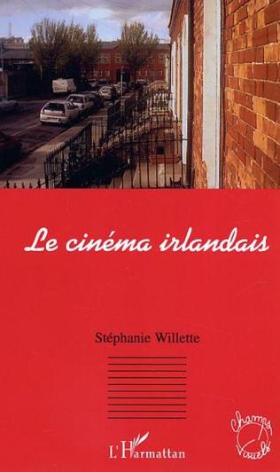 Couverture Le cinéma irlandais