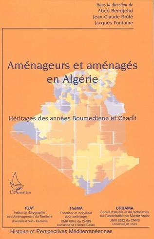 Couverture Aménageurs et aménagés en Algérie