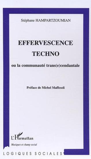 Couverture Effervescence techno