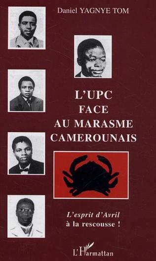 Couverture L'UPC face au marasme camerounais