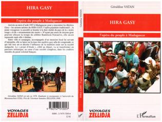 Couverture Hira Gasy l'opéra du peuple à Madagascar