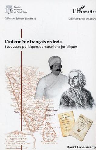 Couverture L'intermède français en Inde