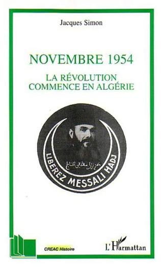 Couverture Novembre 1954