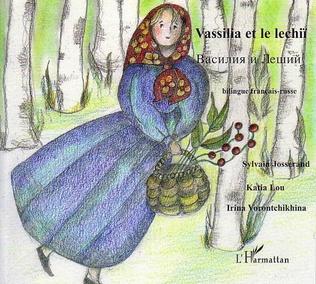 Couverture Vassilia et le lechii