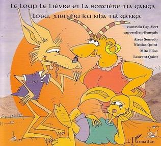 Couverture Le loup, le lièvre et la sorcière Tia Ganga