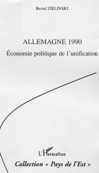 Couverture Allemagne 1990