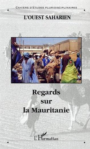 Couverture Regards sur la Mauritanie