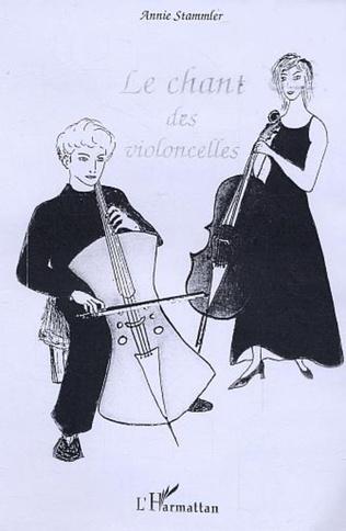 Couverture Le chant des violoncelles