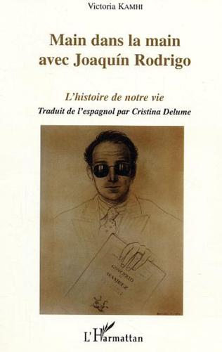 Couverture Main dans la main avec Joaquin Rodrigo