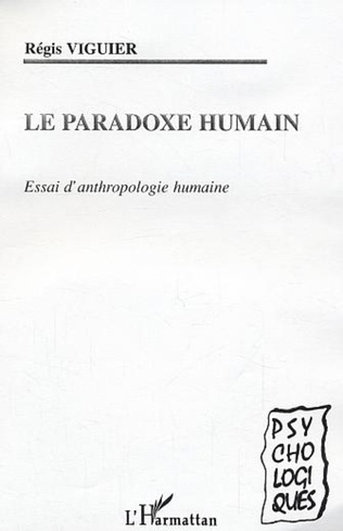 Couverture Le paradoxe humain