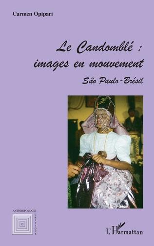 Couverture Le Candomblé