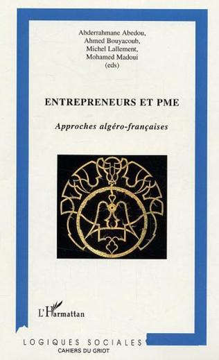 Couverture Entrepreneurs et PME