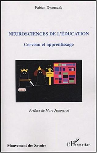 Couverture Neurosciences de l'éducation