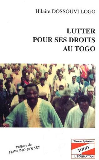 Couverture Lutter pour ses droits au Togo