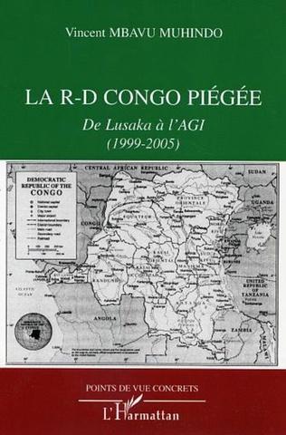 Couverture La R-D Congo piégée