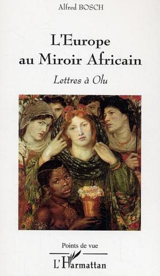 Couverture L'Europe au Miroir Africain