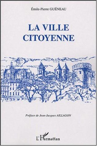 Couverture La ville citoyenne