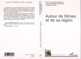 Couverture Autour de Nîmes et de sa région