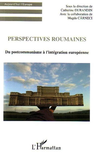 Couverture Perspectives roumaines