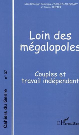 Couverture Loin des mégalopoles