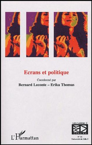 Couverture Ecrans et politique