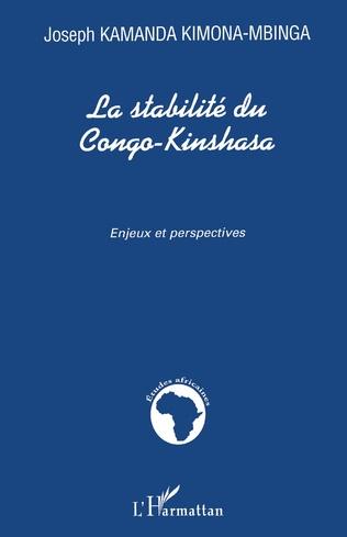 Couverture La stabilité du Congo-Kinshasa