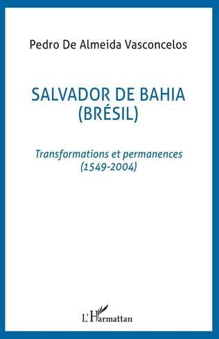 Couverture Salvador de Bahia (Brésil)