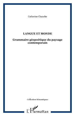 Couverture Langue et monde
