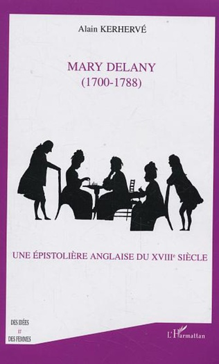 Couverture MARY DELANY (1700-1788)