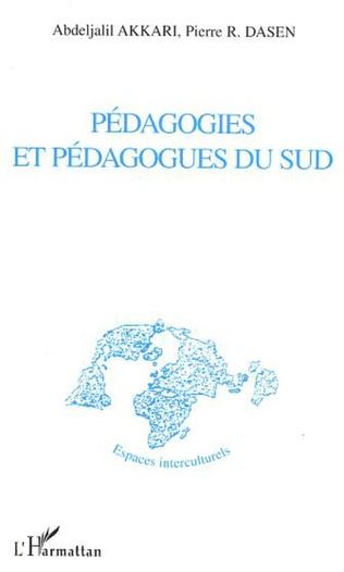 Couverture Pédagogies et pédagogues du Sud