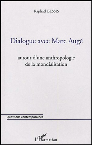 Couverture Dialogue avec Marc Augé